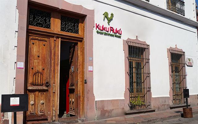 Hotel Kuku Rukú Querétaro en Querétaro Ciudad