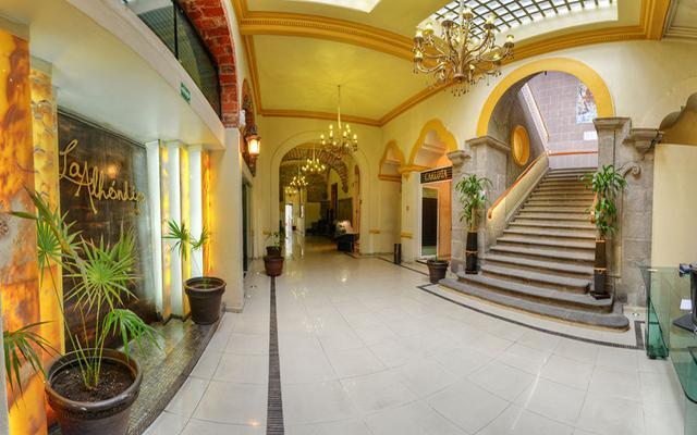 Hotel La Alhóndiga en Puebla Ciudad