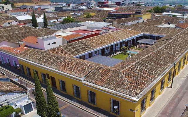 Hotel La Casa del Marqués de Comillas en Comitán
