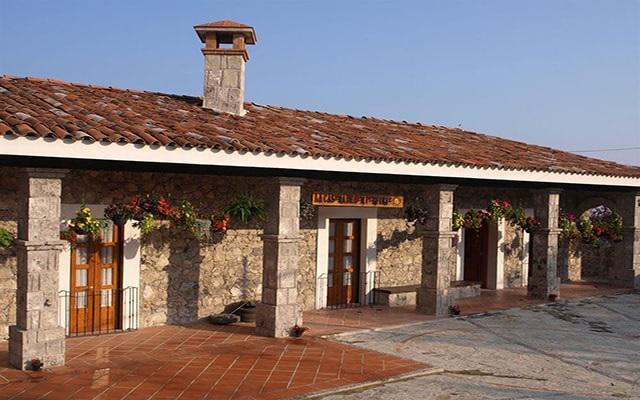 Hotel La Casona de Don Porfirio en Jonotla