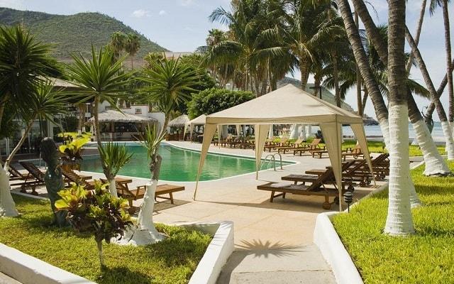 Hotel La Concha Beach Club en La Paz