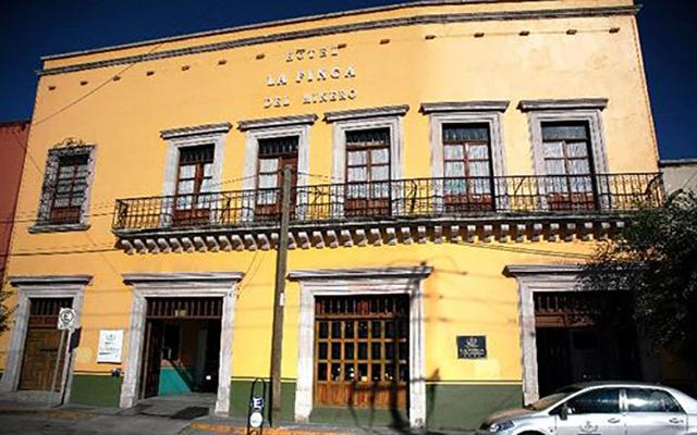 La Finca del Minero en Zacatecas Ciudad