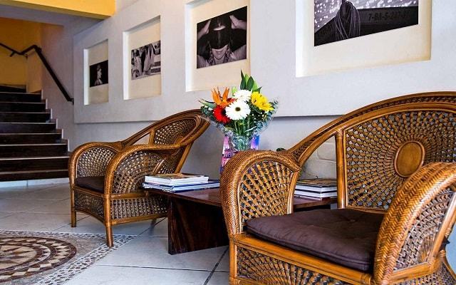 Hotel La Galería by Bunik, buena ubicación