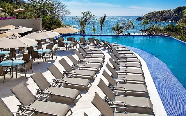 Hotel Isla Natura Beach Huatulco, escenarios fascinantes