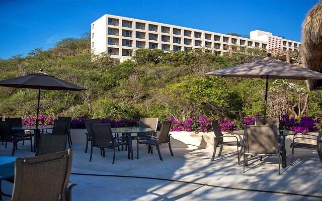 Hotel Isla Natura Beach Huatulco, disfruta un momento en buena compañía