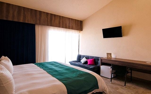 Hotel Isla Natura Beach Huatulco, habitaciones bien equipadas