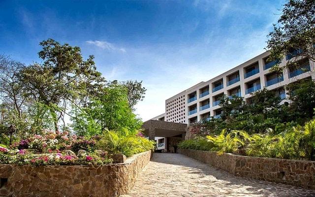Hotel Isla Natura Beach Huatulco, ingreso