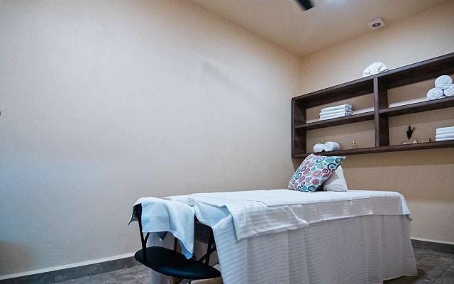Hotel Isla Natura Beach Huatulco, spa con variedad de tratamientos