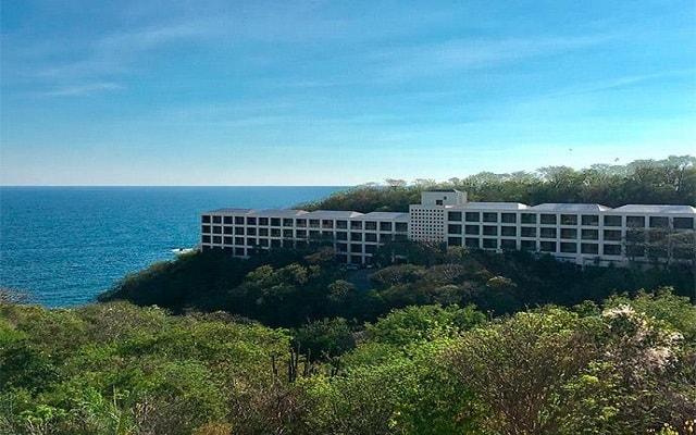 Hotel Isla Natura Beach Huatulco, sitio rodeado de naturaleza