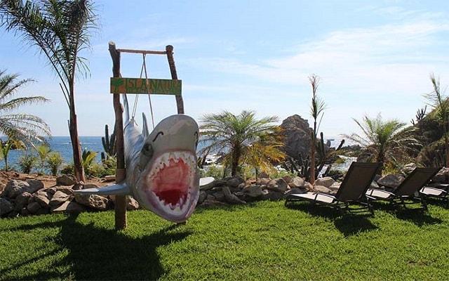 Hotel Isla Natura Beach Huatulco, sitio ideal para que lo pequeños se diviertan