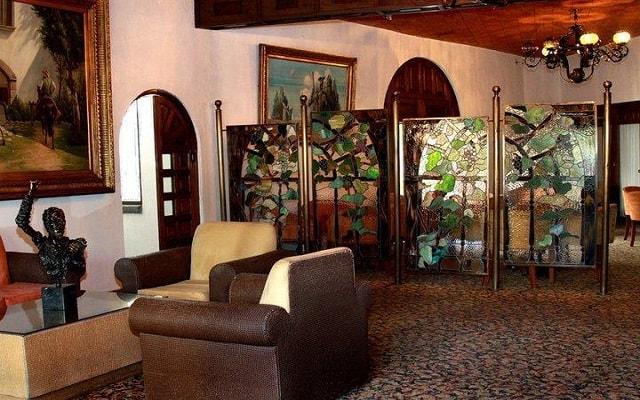 Hotel La Mansión del Quijote, cómodas instalaciones