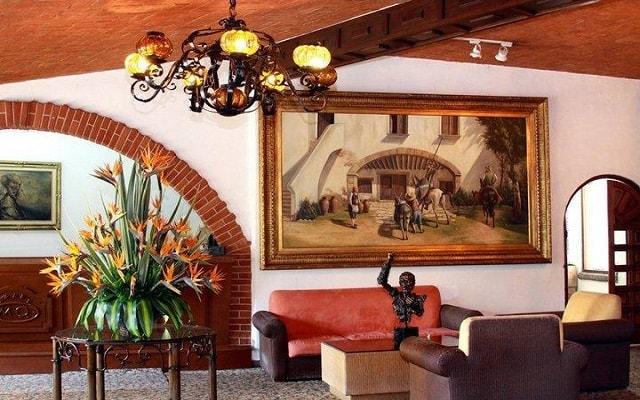 Hotel La Mansión del Quijote, atención personalizada desde el inicio de tu estancia