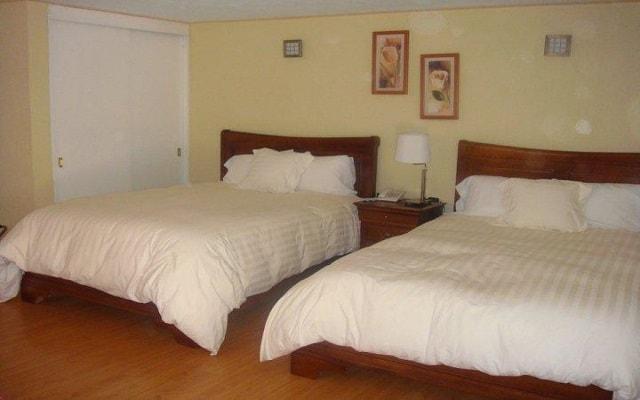 Hotel La Mansión del Quijote, amplias y luminosas habitaciones