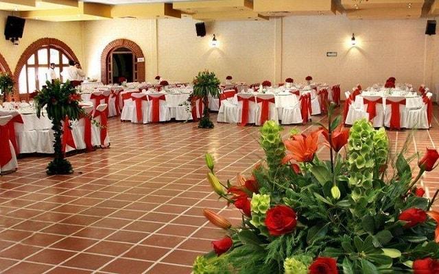 Hotel La Mansión del Quijote, salón de eventos