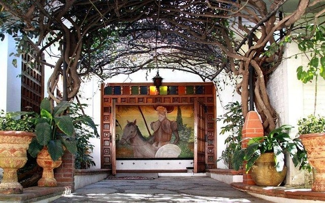 Hotel La Mansión del Quijote en Texcoco