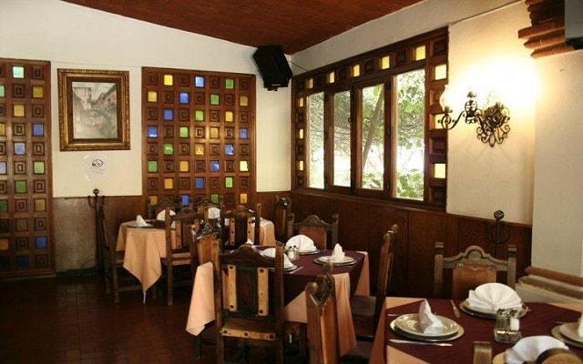 Hotel La Mansión del Quijote, buena propuesta gastronómica