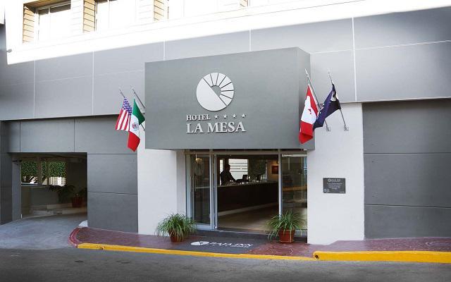 Hotel La Mesa en Tijuana Ciudad