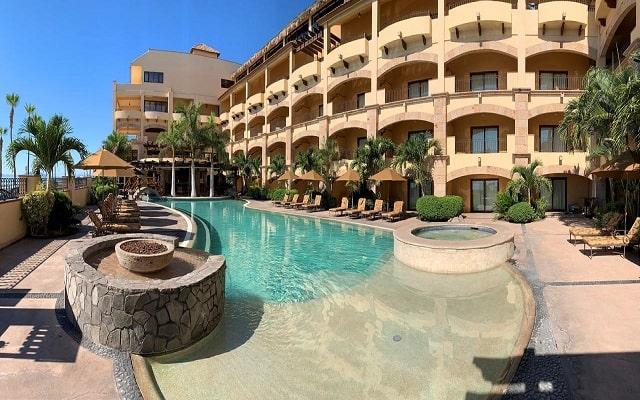 Hotel La Mision Loreto, disfruta de su alberca al aire libre