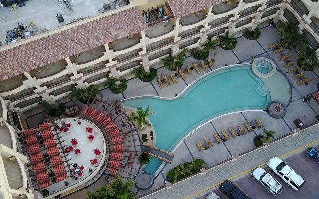 Hotel La Mision Loreto, buen servicio