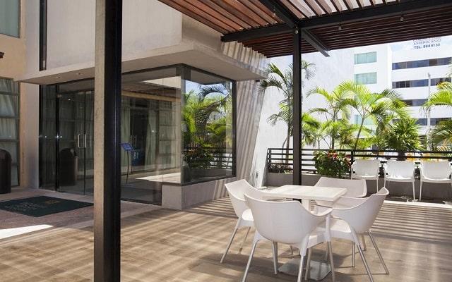 Hotel La Quinta by Wyndham Cancun, ambientes únicos