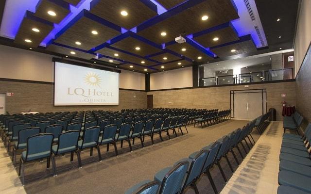 Hotel La Quinta by Wyndham Cancun, amplio salón de eventos