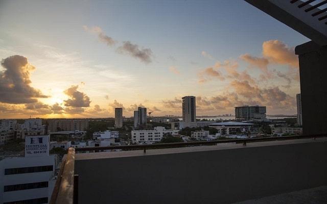 Hotel La Quinta by Wyndham Cancun, bellos atardeceres