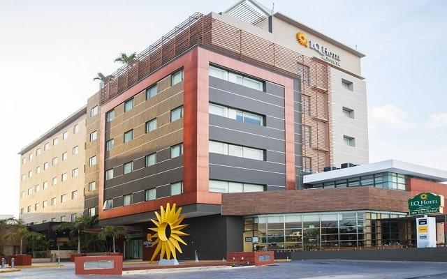 Hotel La Quinta by Wyndham Cancun, buena ubicación