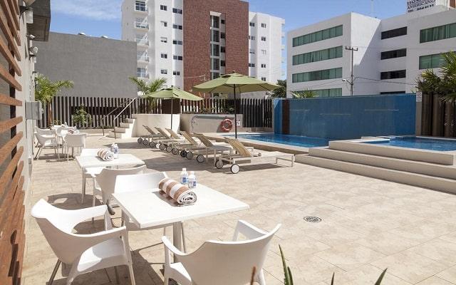 Hotel La Quinta by Wyndham Cancun, escenarios fascinantes