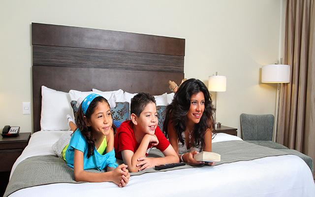 Hotel La Quinta by Wyndham Cancun, ideal para viajar en familia