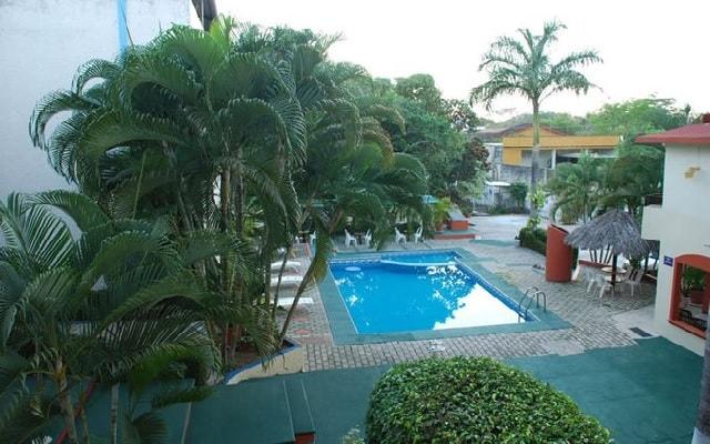 Hotel La Quinta Exxpres D Marco en Palenque