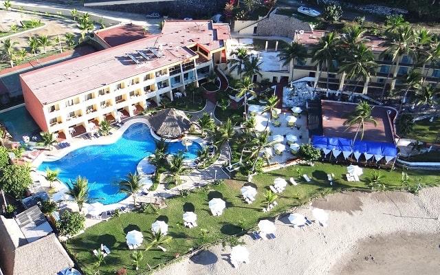 Hotel La Quinta Gran Bahia Cuastecomates en Melaque