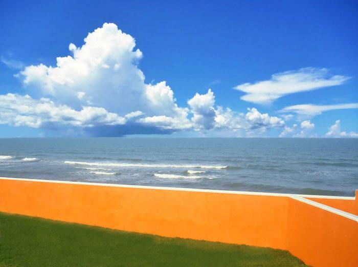 Playa del Hotel La Roca Natural