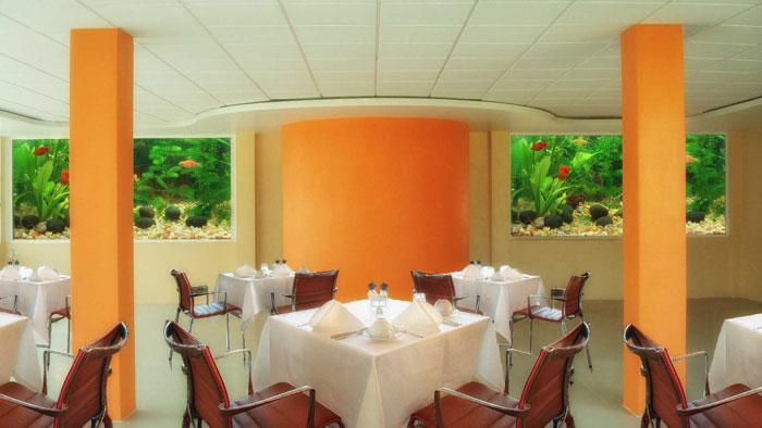 Restaurante del Hotel La Roca Natural