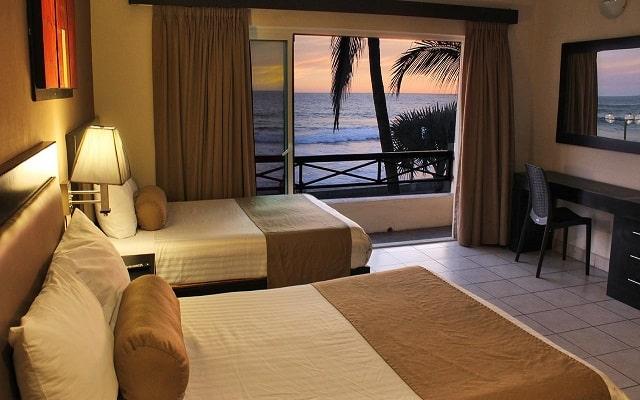 Hotel La Siesta, vistas hermosas del mar