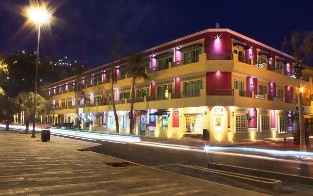 Hotel La Siesta, buena ubicación