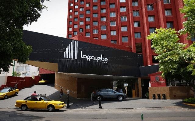 Hotel Laffayette en Guadalajara Ciudad