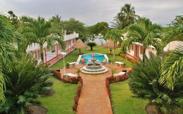 Hotel Lagoon en Subteniente López