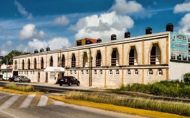 Hotel Laguna Encantada en Subteniente López