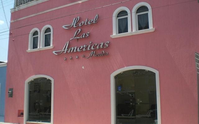 Hotel Las Américas Mérida en Mérida Centro
