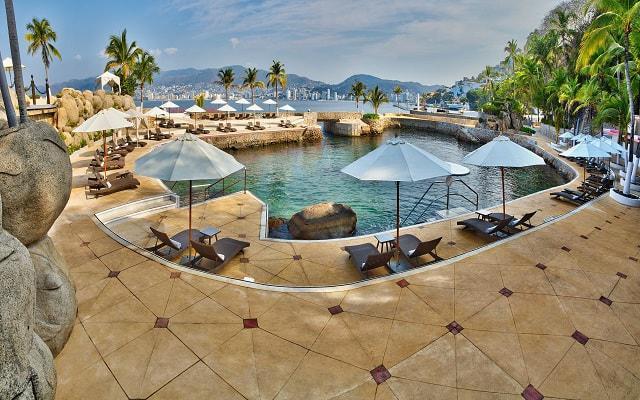 Hotel Las Brisas Acapulco, confort en todas sus instalaciones