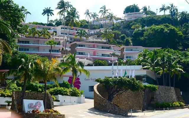 Hotel Las Brisas Acapulco, ambientes únicos