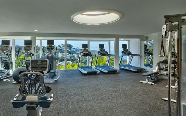 Hotel Las Brisas Acapulco, ejercítate con vistas increíbles