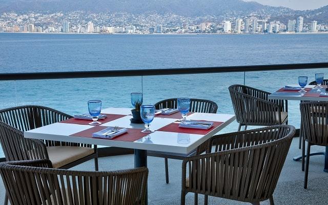 Hotel Las Brisas Acapulco, Restaurante Bellavista