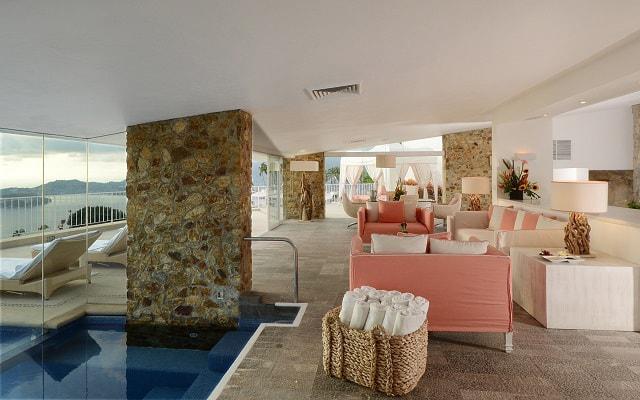Hotel Las Brisas Acapulco, Roqueta