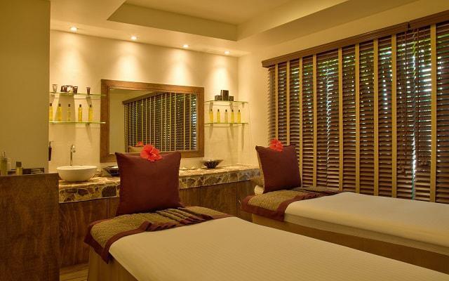 Hotel Las Brisas Acapulco, permite que te consientan con un masaje