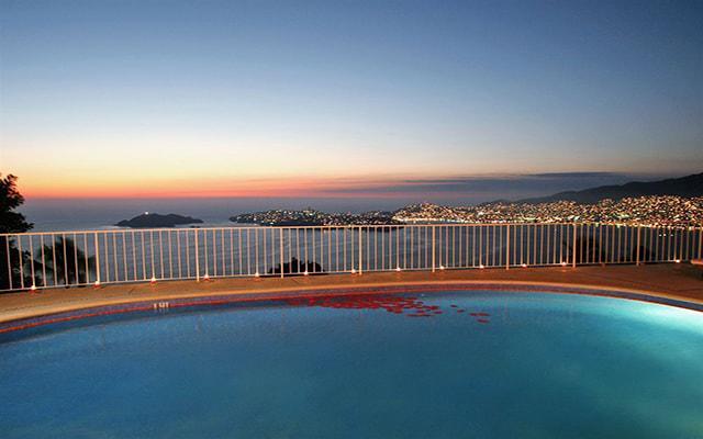Hotel Las Brisas Acapulco, vistas inolvidables