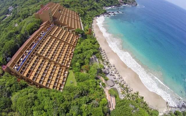 Hotel Las Brisas Ixtapa, vista aérea