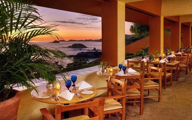 Hotel Las Brisas Ixtapa, Restaurante Bellavista