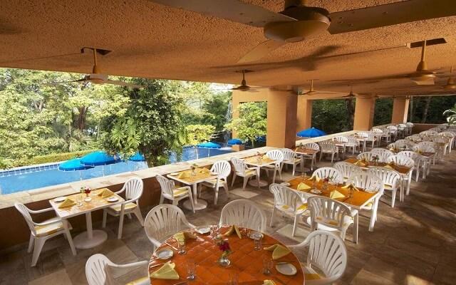Hotel Las Brisas Ixtapa, desayunos con vistas hermosas