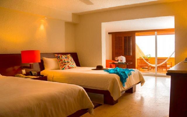 Hotel Las Brisas Ixtapa, decoración contemporánea con toques mexicanos